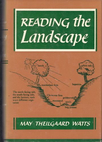 9780026243902: Reading the Landscape of America