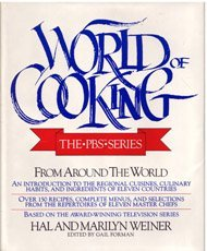 9780026255905: World of Cooking: The PBS Series