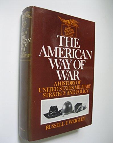 9780026256506: American Way of War