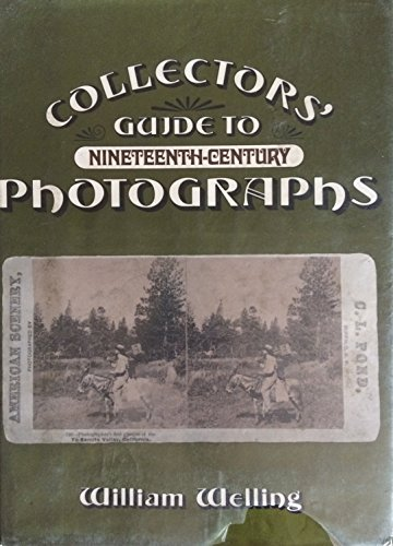 9780026258203: Collectors' Guide to Nineteenth-Century Photographs