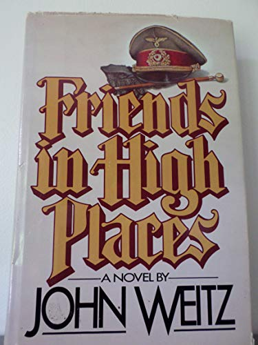 9780026259200: Friends in High Places