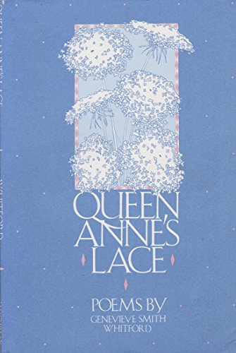 9780026271905: Queen Anne's Lace: Poems