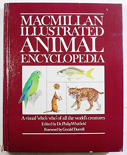 9780026276801: Macmillan Illustrated Animal Encyclopedia