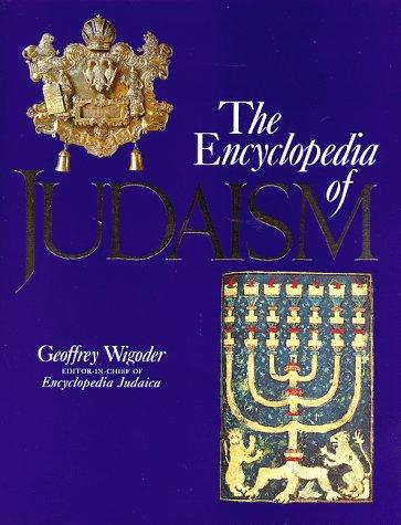 9780026284103: Encyclopedia of Judaism