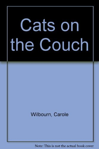 9780026284608: Cats on the Couch
