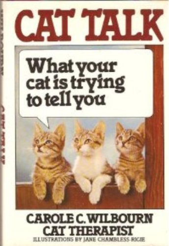 9780026284905: Cat Talk: What Your Cat Is Trying to Tell You