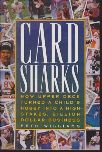 9780026290616: Card Sharks: Inside the High-stakes World of the Sports Card Industry