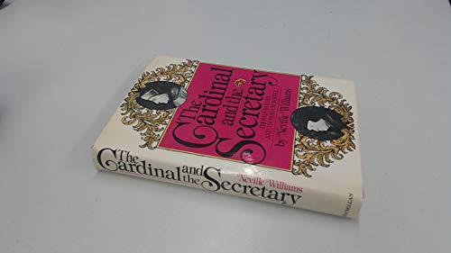 9780026290708: The Cardinal and the Secretary: Thomas Wolsey and Thomas Cromwell