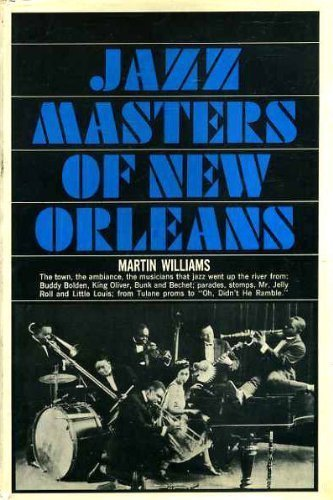 9780026293402: Jazz Masters of New Orleans
