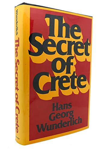 9780026316002: The Secret of Crete