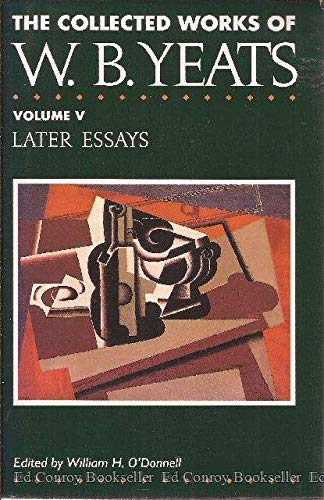 The Poems Revised (The Collected Works of W. B. Yeats) (0026327015) by William Butler Yeats