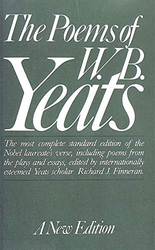 9780026329408: The Poems of W. B. Yeats