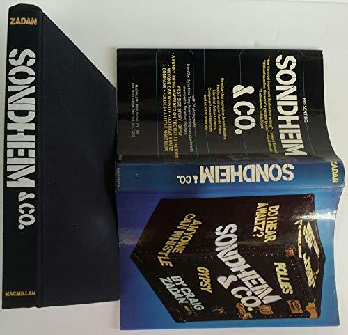 9780026333801: Sondheim & Co.