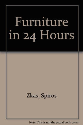 9780026333900: Furniture in 24 hours
