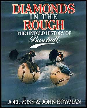 9780026335904: Diamonds in the Rough: The Untold History of Baseball