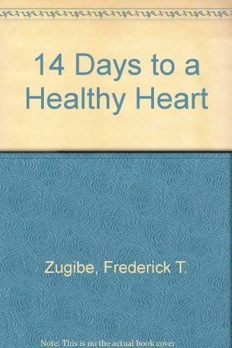 9780026336109: 14 Days to a Healthy Heart