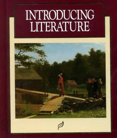 9780026350419: Introducing Literature