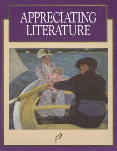 9780026350716: Appreciating Literature (MacMillan Literature Series, Signature Edition)