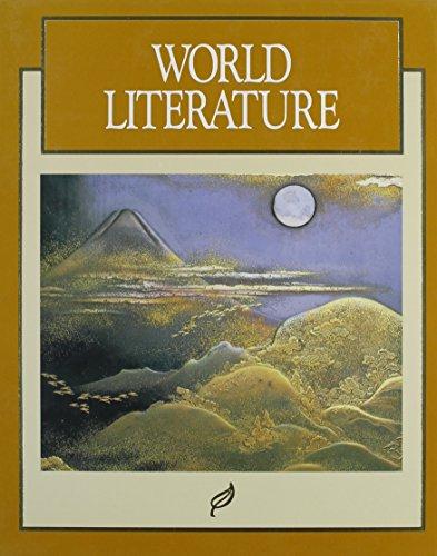 9780026350815: World Literature Grades 10 -12