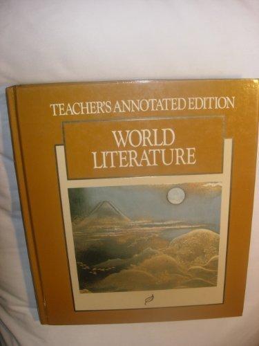 Macmillan Literature World Literature Grade 10: Teachers: GLENCOE