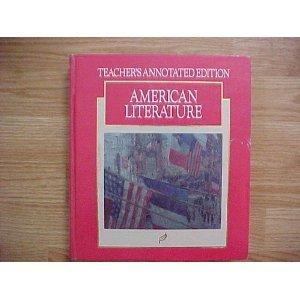 9780026350921: Macmillan Literature Series American Literature Grade 11: Teachers Annotated Edition (MacMillan Literature Series)