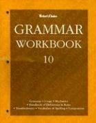 9780026351546: Writer's Choice Grammer Workbook 10