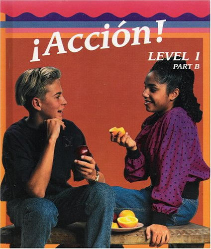 9780026353199: Accion! Level 1, Part B