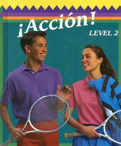 9780026353243: Accion! Level 2