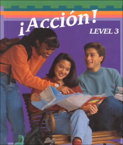 9780026353588: Accion: Level 3