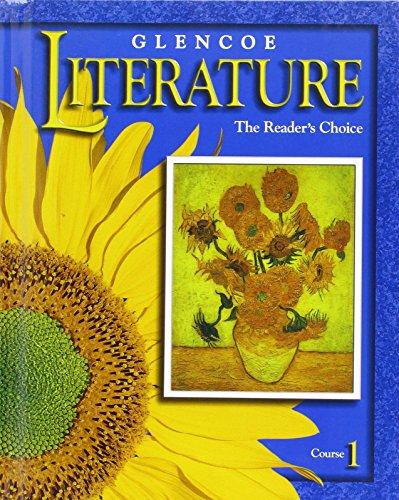 Glencoe Literature 2000 Student Edition Course 1: McGraw-Hill