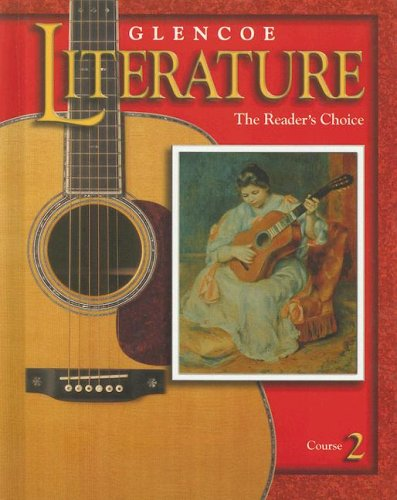 9780026353786: Glencoe Literature: The Reader's Choice : Course 2