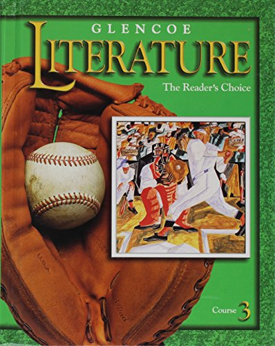 9780026353892: Glencoe Literature: The Reader's Choice : Course 3