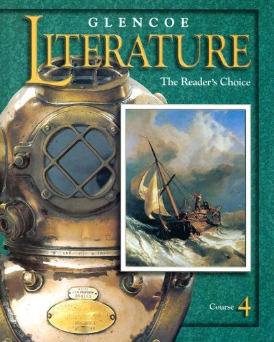 9780026354011: Glencoe Literature Course 4: The Reader's Choice
