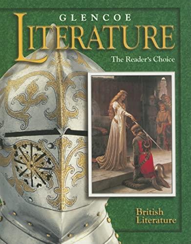 9780026354349: Glencoe Literature: The Reader's Choice, Grade 12, British Literature (GLENCOE LITERATURE GRADE 7)