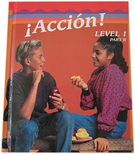 9780026354691: Accion: Level 1