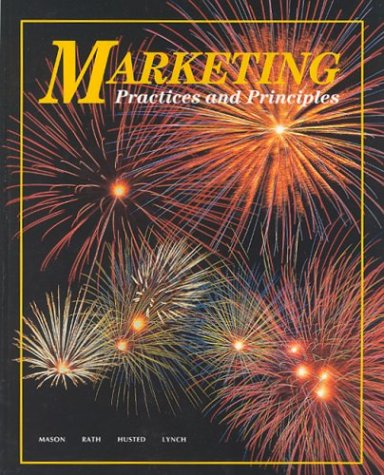 9780026356015: Marketing Practices and Principles, Student Edition