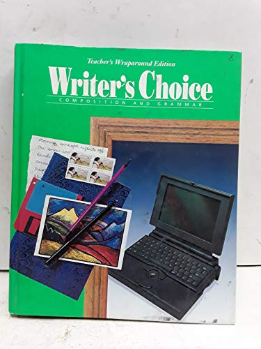 9780026357616: Writer's Choice Composition and Grammar Grade 8