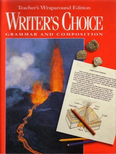 Writer's Choice Grammar and Composition (Grade 7) (002635876X) by Royster