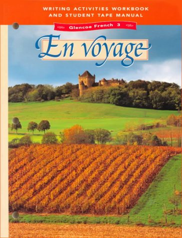 9780026363815: En Voyage Writing Activities Workbook (Glencoe French)