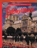 9780026365598: Glencoe French: Bienvenue; Writing Activities Workbook and Student Tape Manual (Student Edition)
