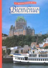 9780026366830: Bienvenue: Glencoe French 1B (French Edition)