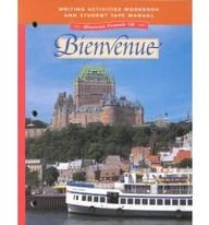 9780026366878: Bienvenue: Glencoe French 1B : Writing Activities Workbook and Student Tape Manual (French Edition)