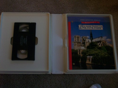 9780026366953: Glencoe French: Level 1, Bienvenue [VHS]