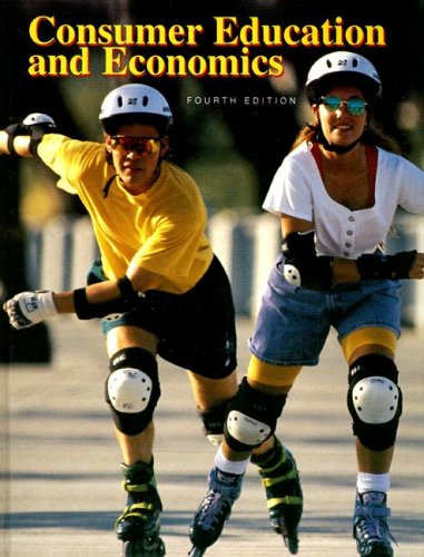 9780026372237: Consumer Education and Economics: Student Text