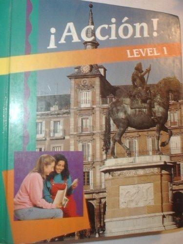 9780026400664: Accion!: Level 1