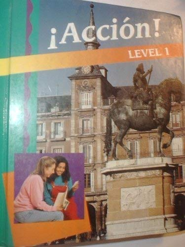 9780026400664: Accion!: Level 1 (Spanish Edition)