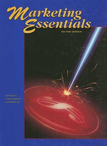 9780026406017: Marketing Essentials, Student Edition