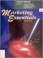 Marketing Essentials: International Case Studies: Lois Farese;Grady Kimbrell;Carl