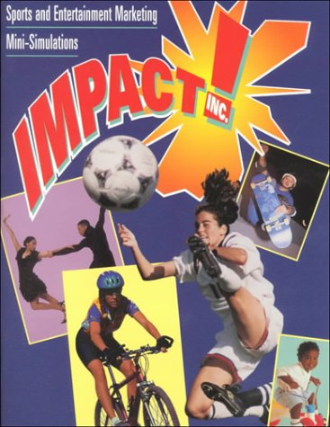 9780026406369: Impact Sports and Entertainment Marketing: Mini Simulation