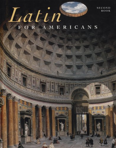9780026409131: Latin for Americans, Second Book